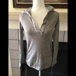 Roxy hoodie size XS